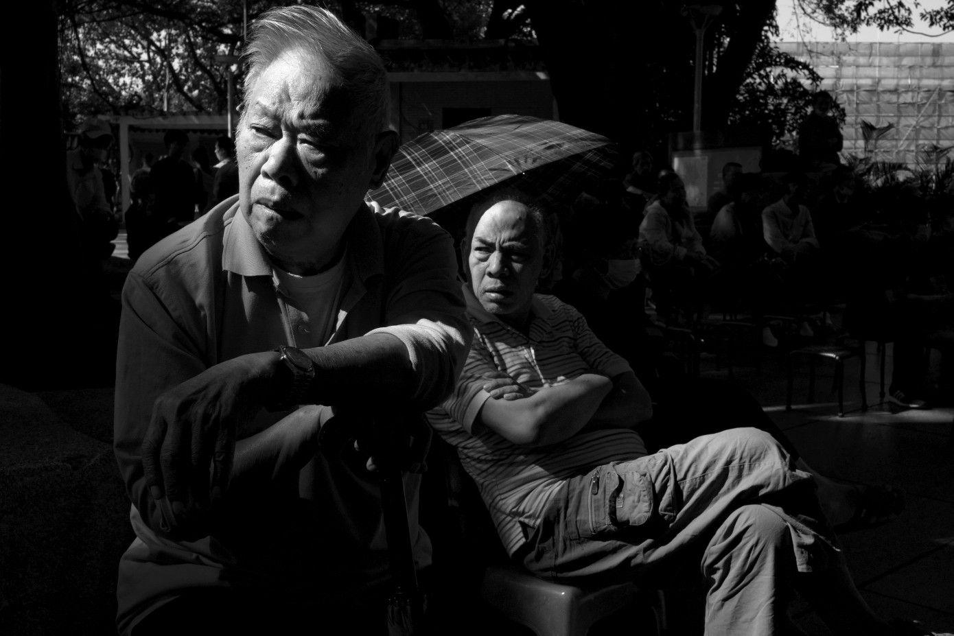 Guangzhou, China 2020. #Portrait #streetphotography #china