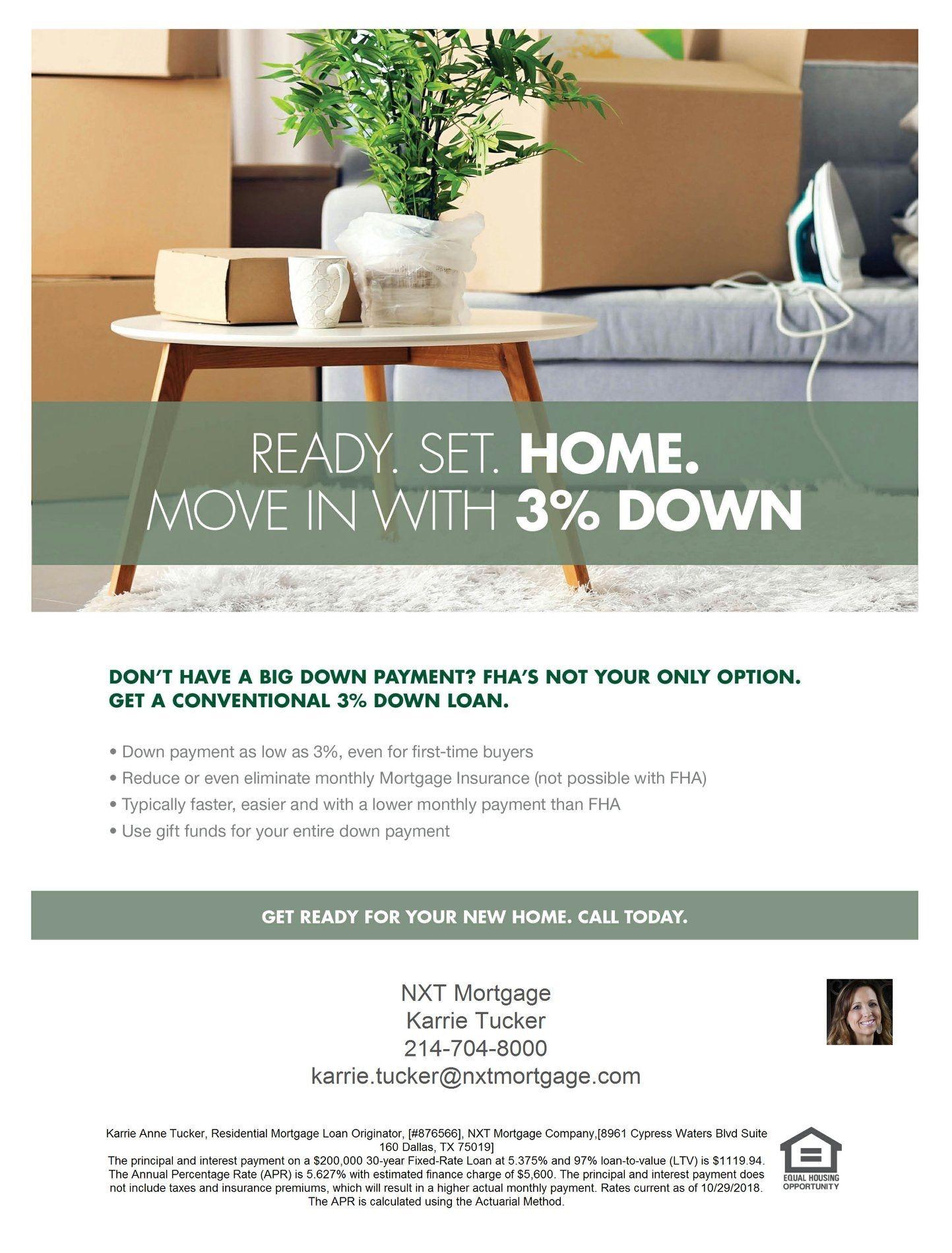 Your Texas Mortgage Girl no lender fees Mortgage