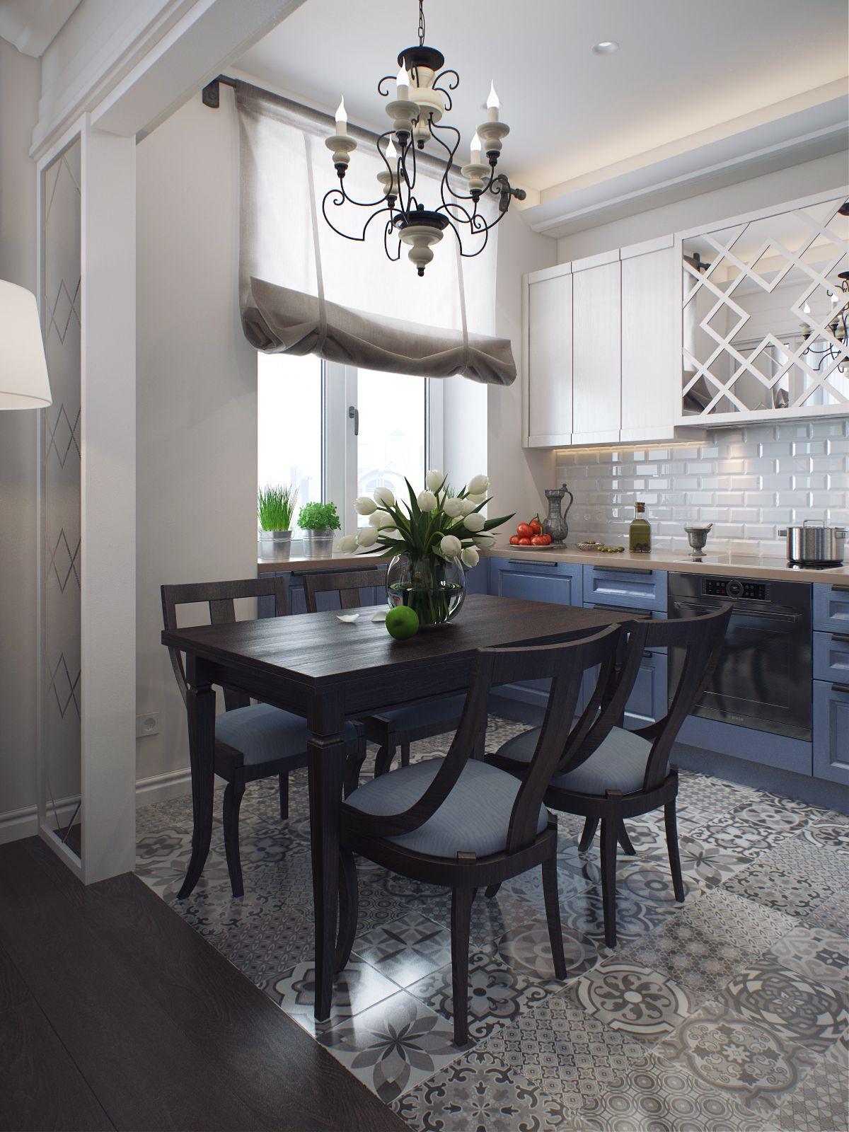 Küchenideen farben mellow interior u Столовая в стиле современная классика