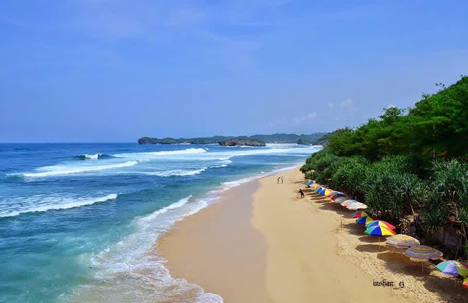 Indrayanti Beach