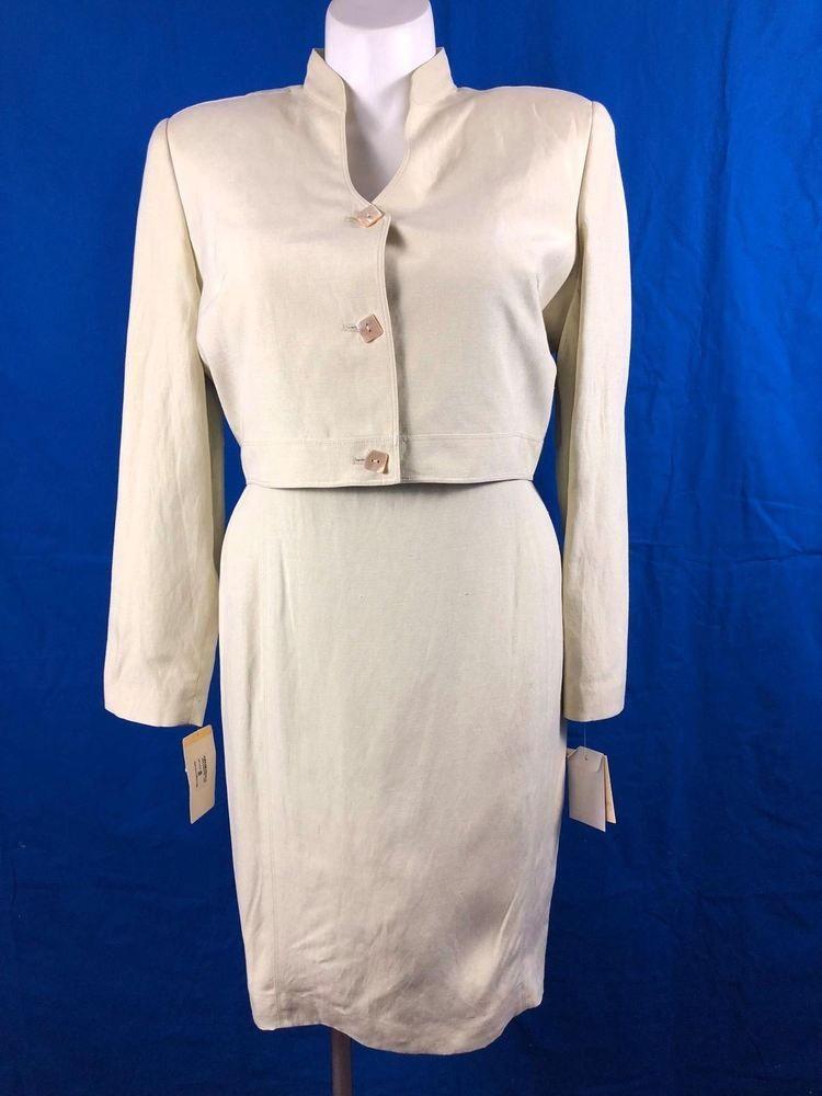 NWT Dana Buchman Lt Green Blazer Suit Silk 14/14 Linen - #BlackFriday #AuctionSale the #hotitems is at #selinfinity - #stjohnknits #womensboutique #onlineshopping #womensclothing #discountsale #salesevent #greatgifts #giftforher #fashion #buzz #trending https://www.ebay.com/itm/NWT-Dana-Buchman-Lt-Green-Blazer-Suit-Silk-14-14-Linen-/172987908416