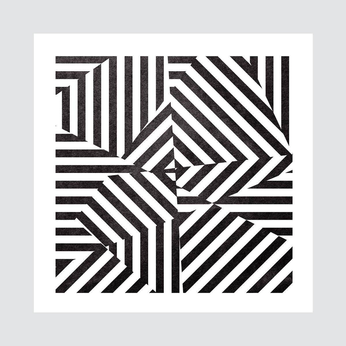 Dazzle 03 Print.