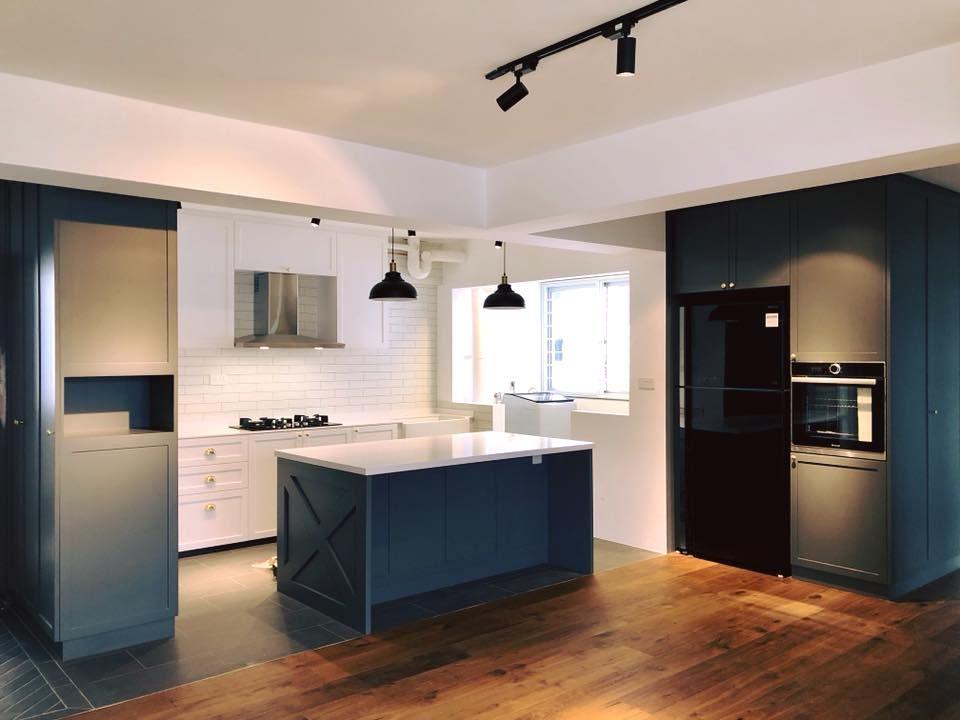 Hdb Kitchen Scandinavian Kitchen Subway Tiles Engineering Wood Flooring Kitchen Layout Kitchen Design Lighting Design Interior