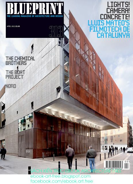 Sách Kiến Trúc - Ebook Architechture Free BLUEPRINT the leading - new blueprint interior design magazine