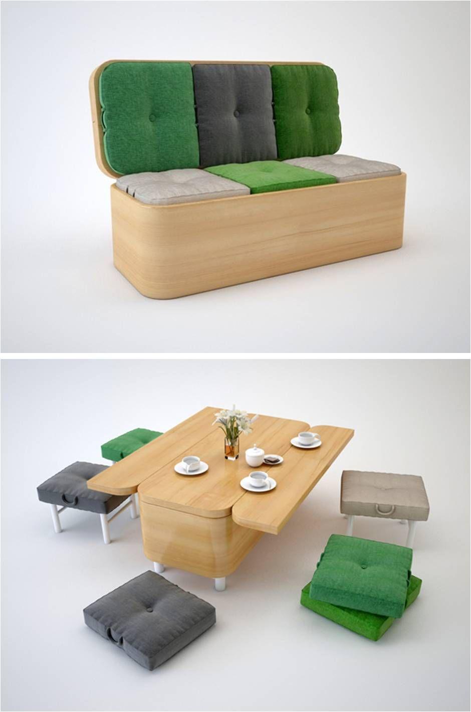 Mueble Convertible V A Yankodesign Com Produsctossostenibles  # Muebles Sostenibles