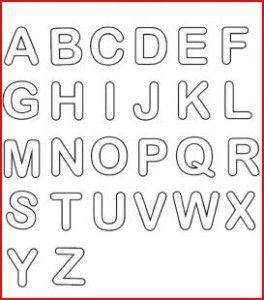 Alfabeto Per Bambini Da Colorare E Stampare Idee Per La Casa