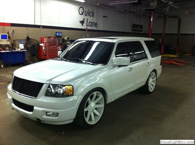 Custom Ford Expedition Pictures Ford Expedition Carstrucks