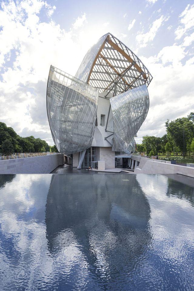 Les 10 plus beaux projets de Frank Gehry