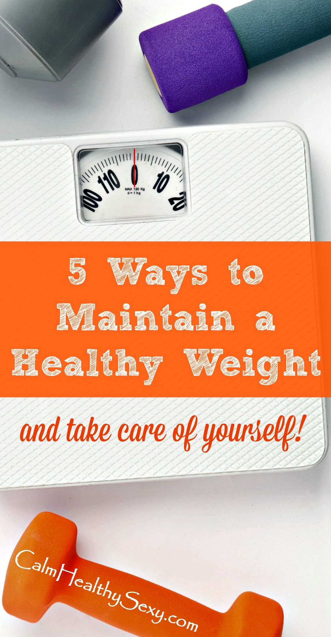 How to Maintain a Healthy Weight How to Maintain a Healthy Weight new picture