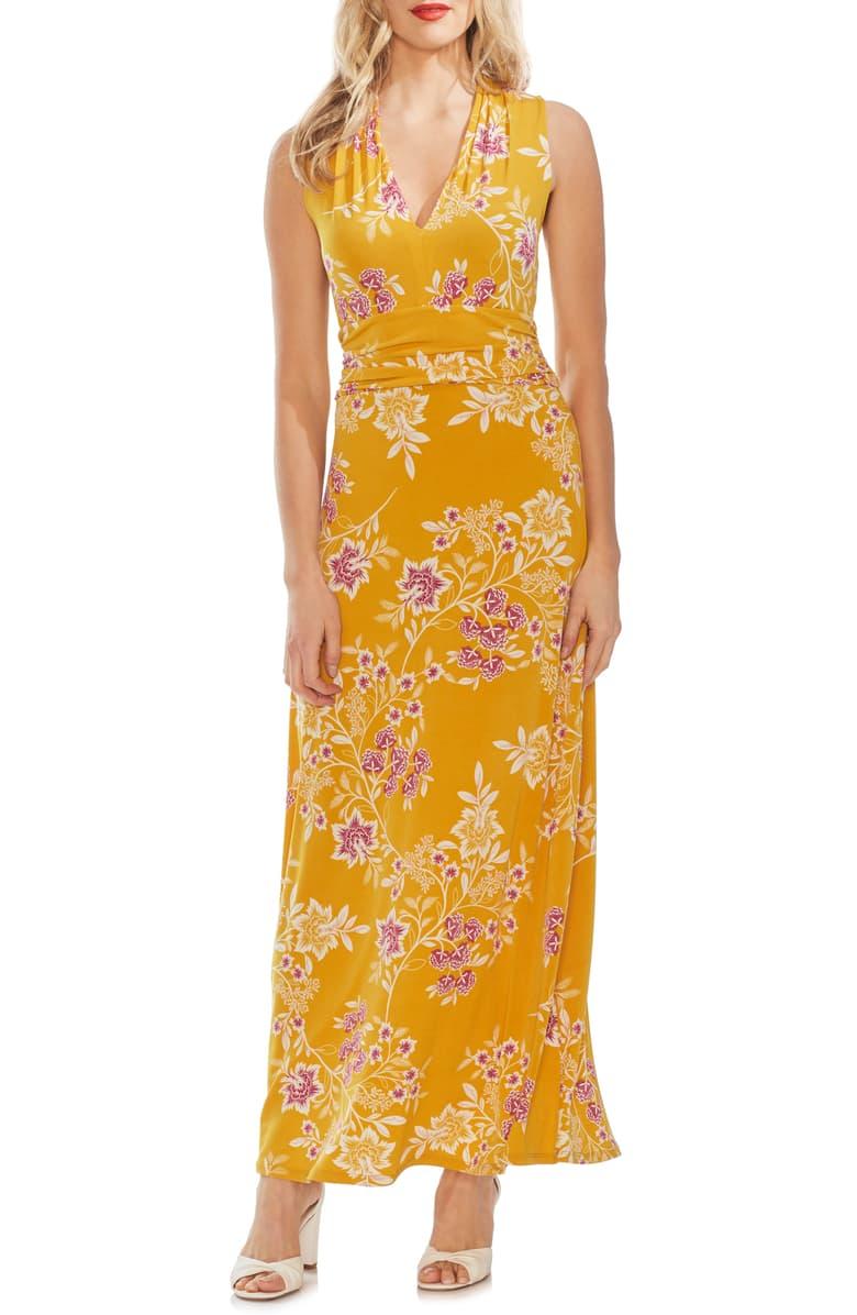 Vince Camuto Floral Getaway Maxi Dress Nordstrom Floral Maxi Dress Maxi Dress Womens Maxi Dresses [ 1196 x 780 Pixel ]