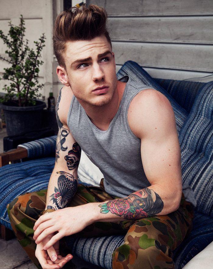 1001 Modeles De Tatouage Homme Uniques Et Inspirants Tattoo