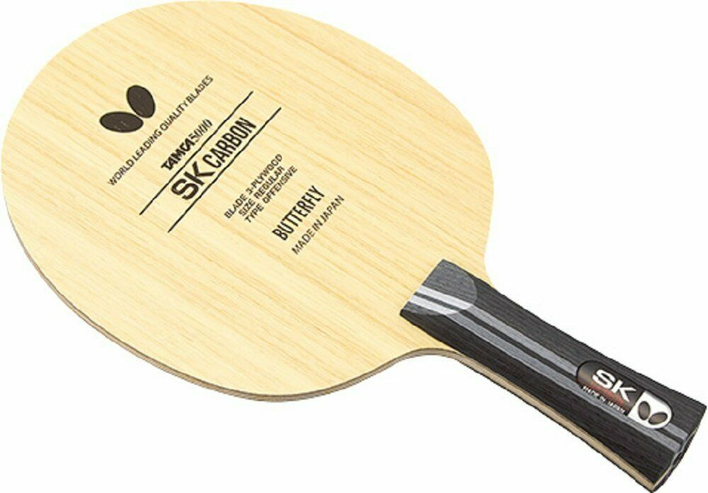 Advertisement Ebay Butterfly Table Tennis Racket 36891 Sk Carbon Fl Shake Hand Flare Attac Japan Table Tennis Racket Butterfly Table Tennis Table Tennis