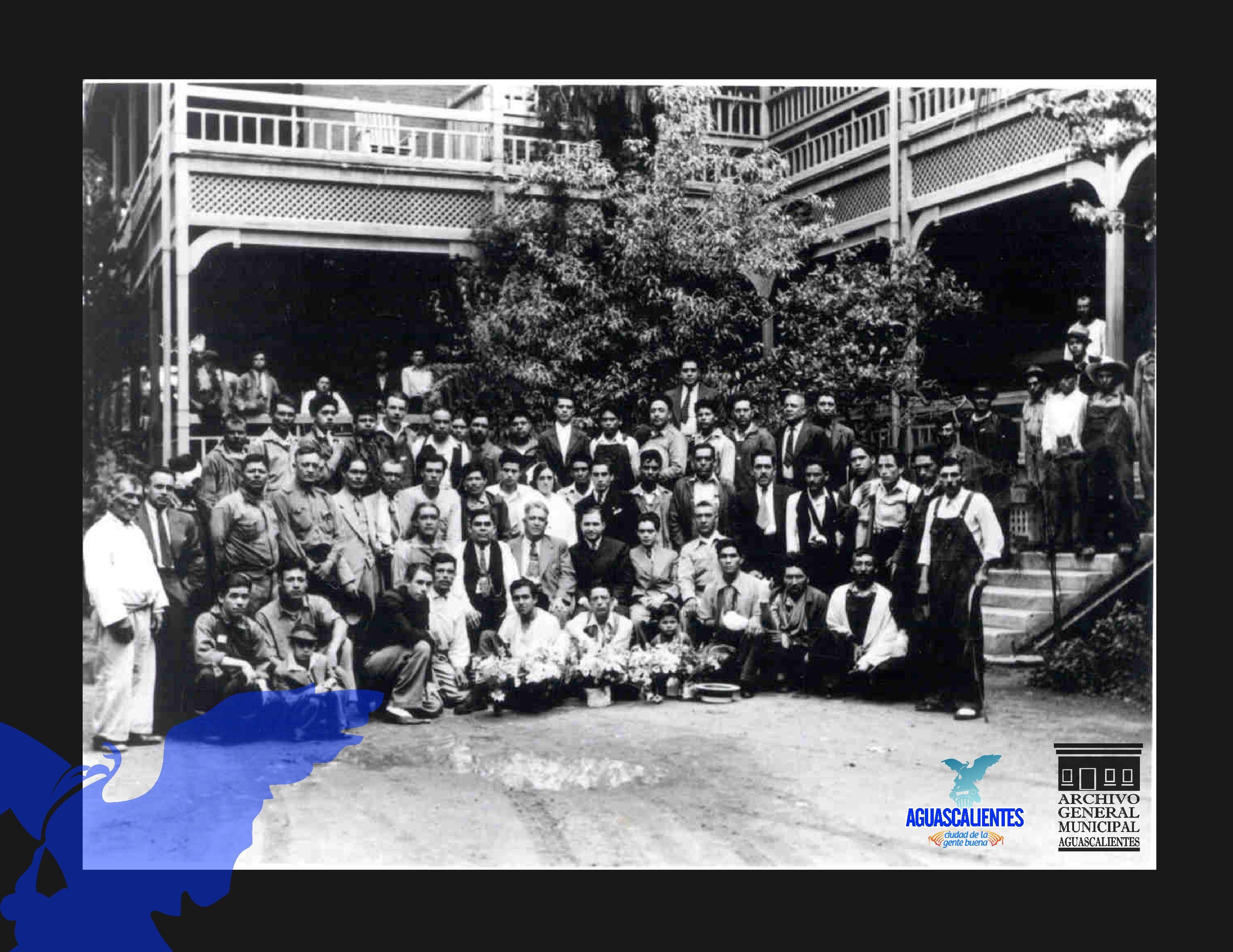 Personajes Personal Del Antiguo Hospital Del Ferrocarrilero