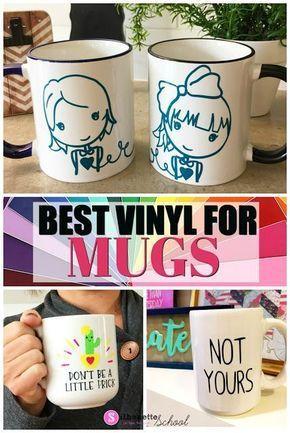 Best Vinyl for Coffee Mugs - #coffee #mugs #vinyl ...