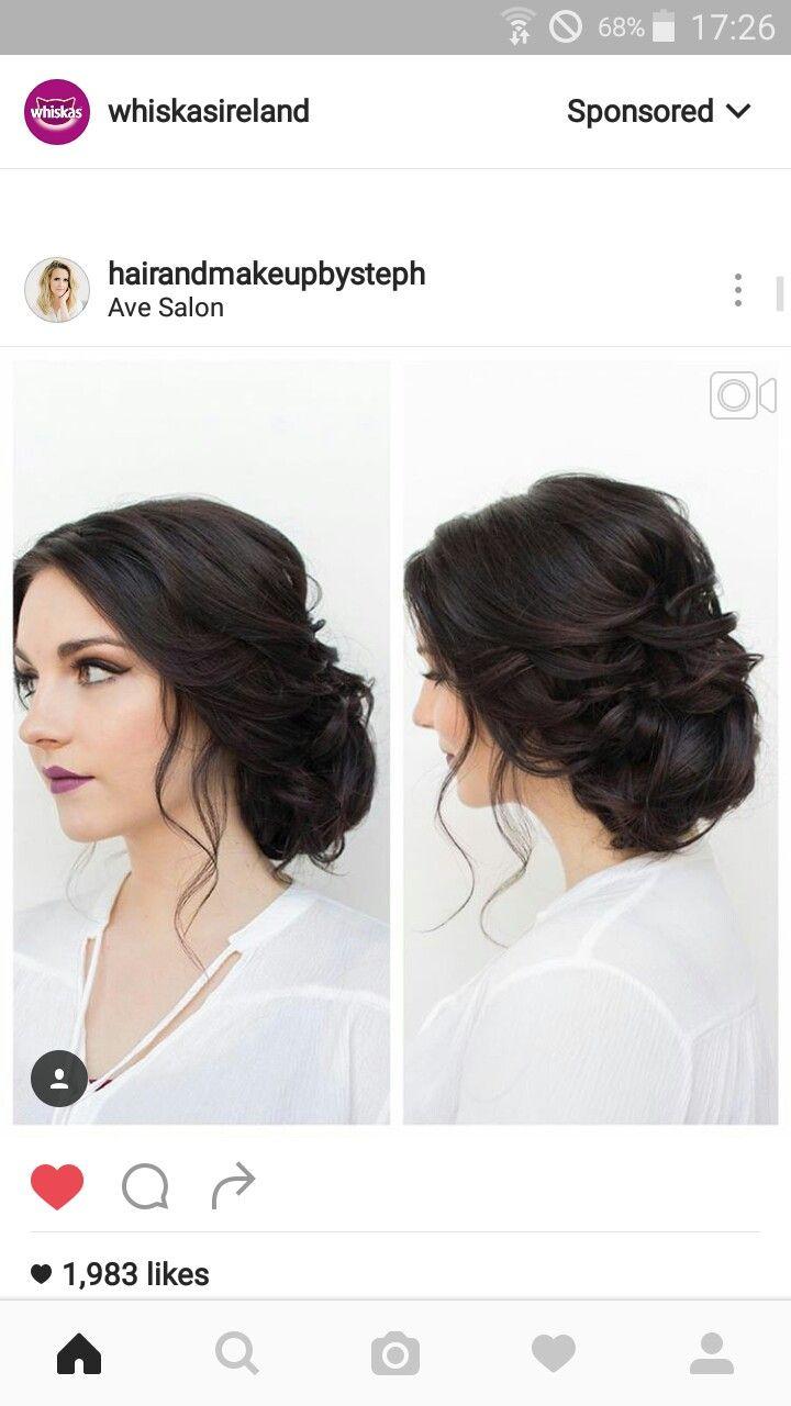Pin by Nurgül Tin on sac | Pinterest | Hair makeup, Makeup and Prom hair