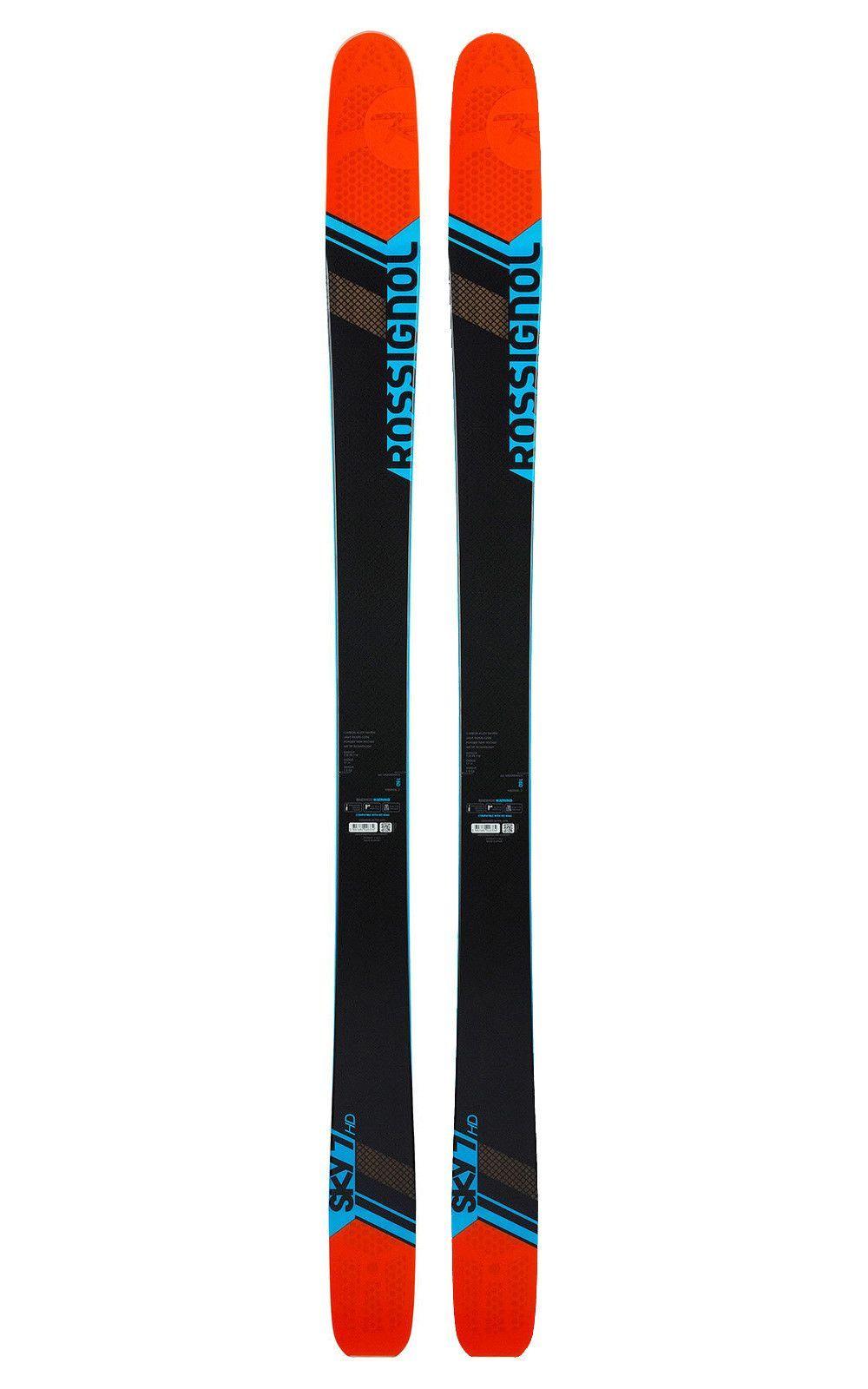 Rossignol Sky 7 Hd W Skis 2017 Freeride Ski Skiing Freeride