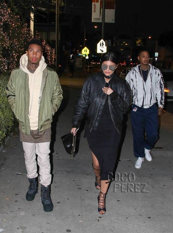 Did Kylie and Tyga steal Kim and Kanye's style??