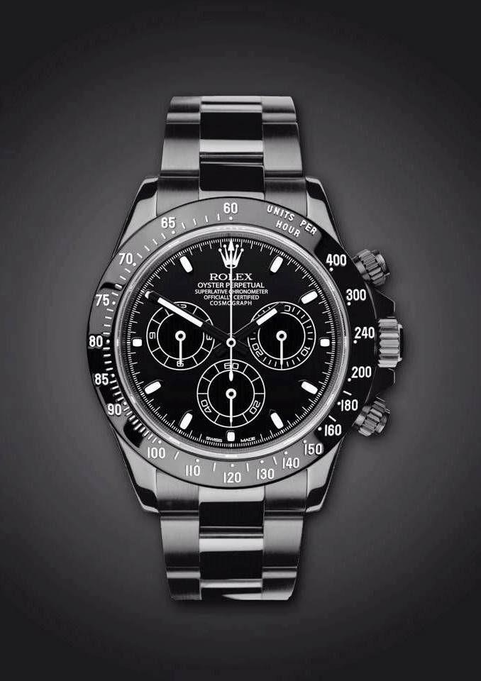 Rolex Daytona Midnight The Most Expensive Rolex Watch