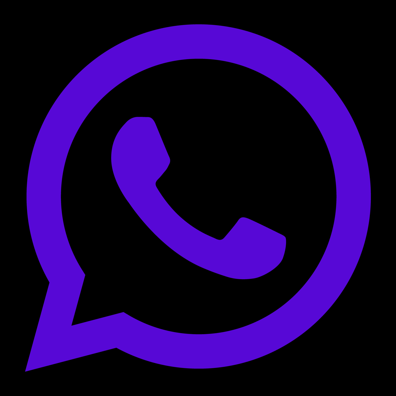 Png Purple Whatsapp Logo In 2020 Pretty Wallpaper Iphone Purple Aesthetic Best Iphone Wallpapers