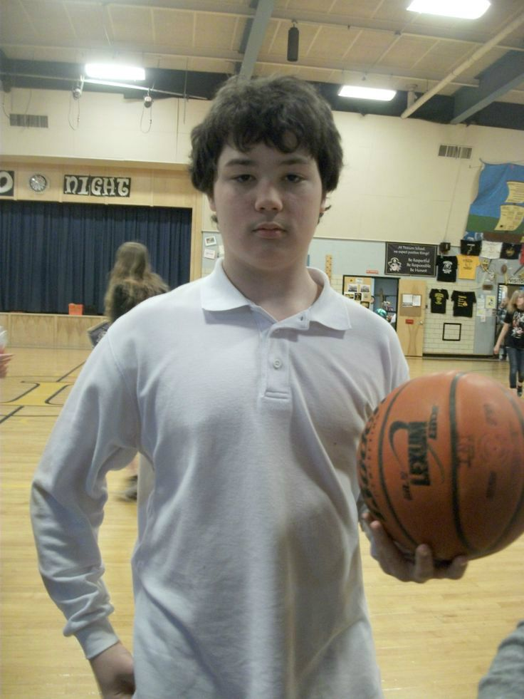 Cameron Sports Shot