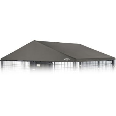 Retriever 10 Ft X 10 Ft Roof Cover At Tractor Supply Co Dog Kennel Roof Dog Kennel Outdoor Roof Covering