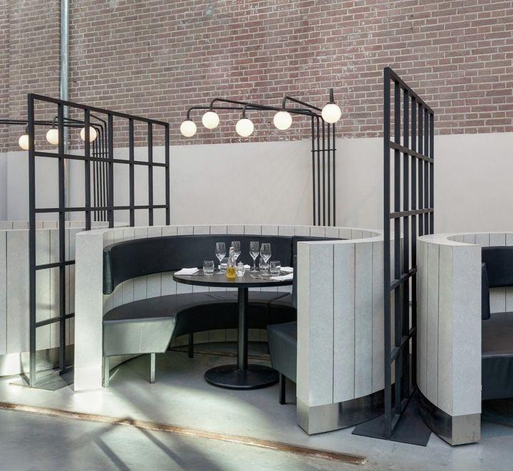 Meat West Restaurant By Framework Studio Amsterdam Netherlands Retail Design Blog