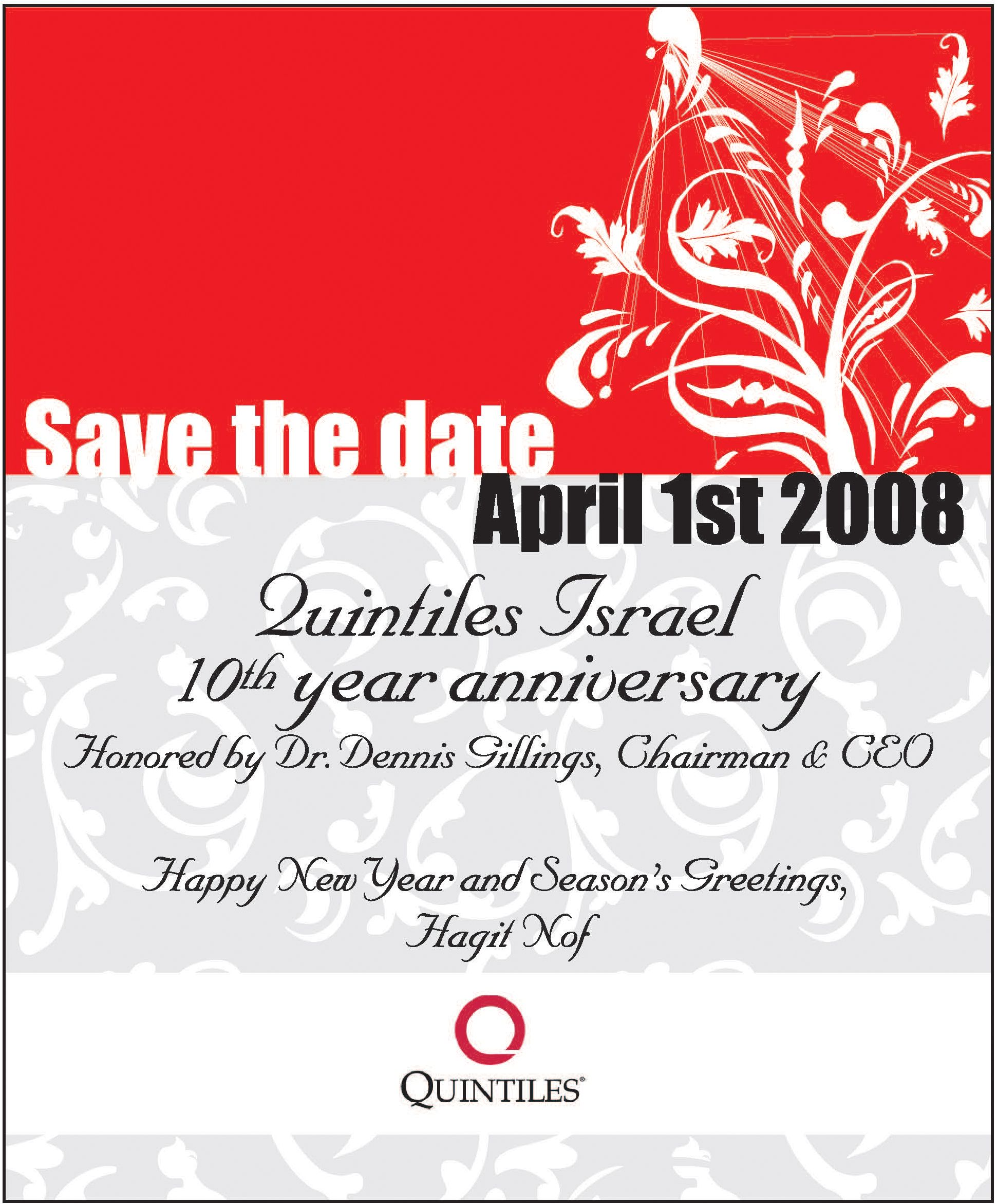 corporate events in Israel   Save the date + invitations Ideas ...