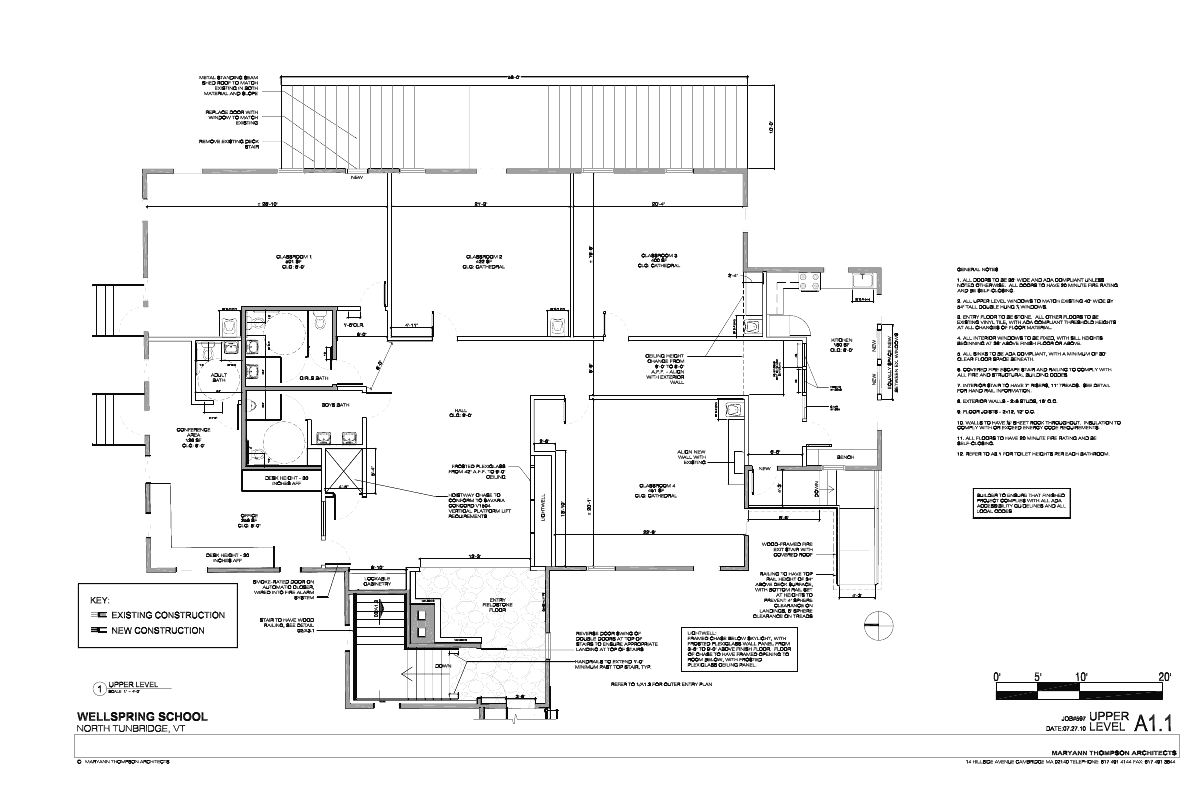 Waldorf School Designs Floor Plans And The Entire Site