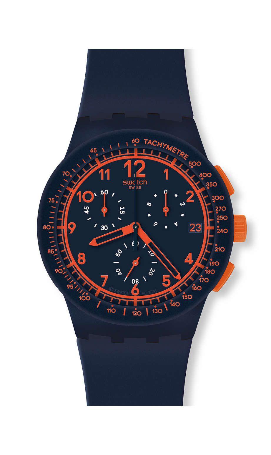 34447e9f8dd4 REBIRTH BLUE (SUSN401) - Swatch International