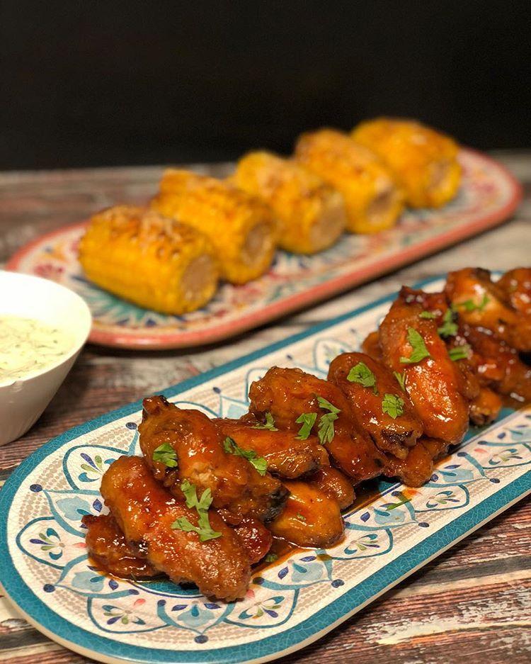 الشيف حصة Chef Hessa Instagram Photos And Videos Chicken Wings Chicken Food