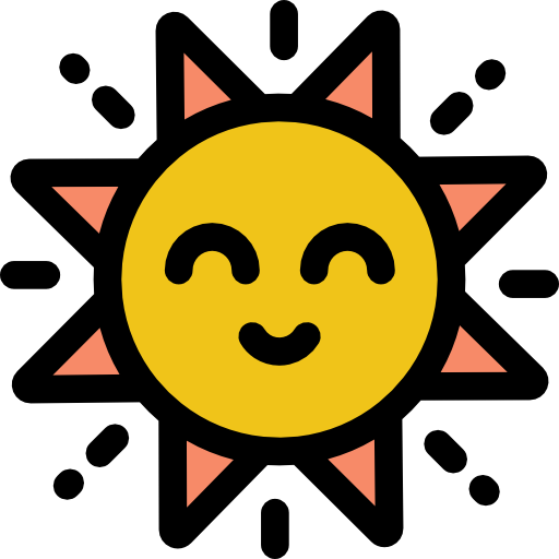 Sun Free Vector Icons Designed By Freepik Cute Easy Drawings Mini Drawings Easy Drawings