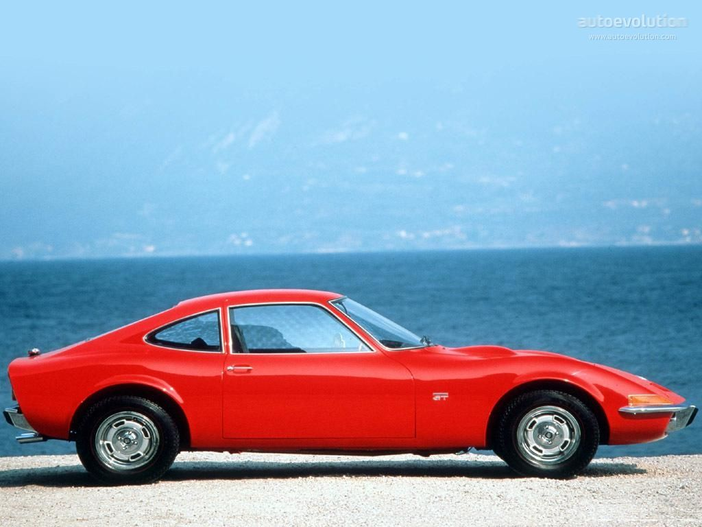 68 Opel Gt Gallery With Images Opel Classic European Cars