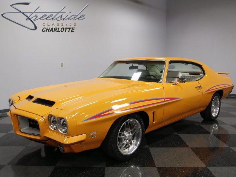 1972 Pontiac Gto Judge Tribute Pontiac Gto Classic Cars Muscle Classic Cars