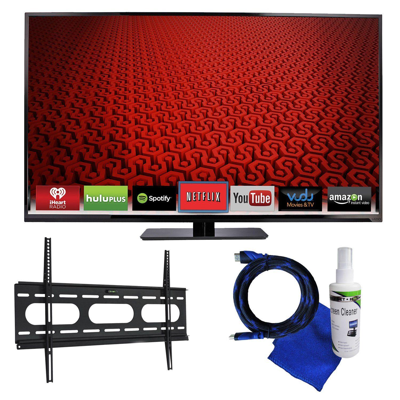 """Vizio D650IB2 65"""" LED Smart TV 948! Tv deals, Smart tv"""