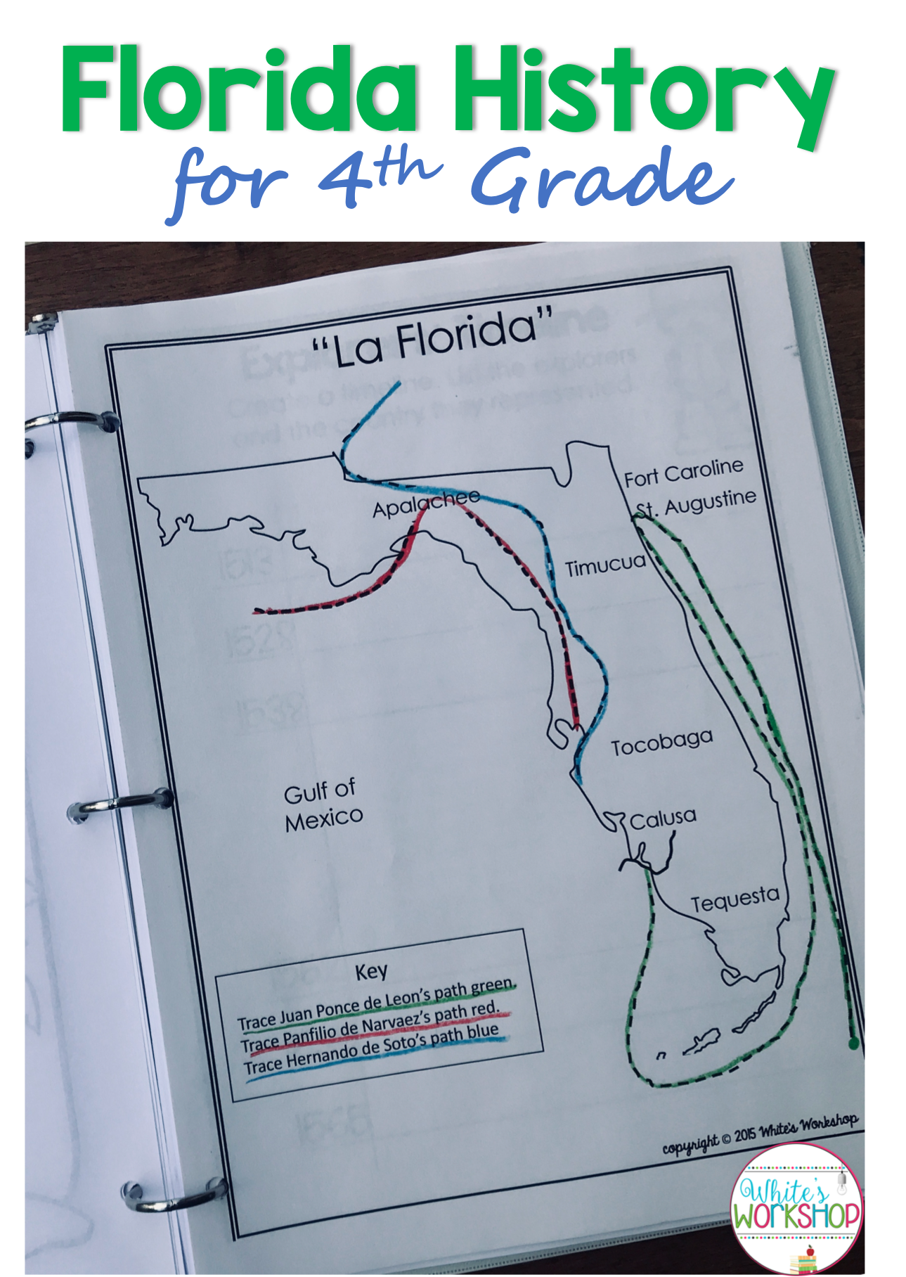 Florida Explorer Activities And Reading Passages For