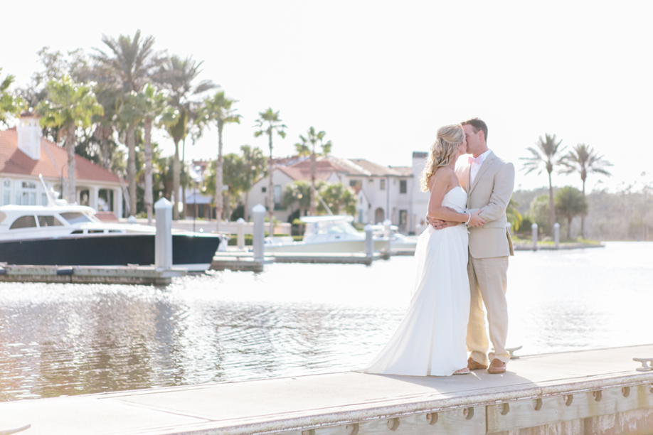 Kylie + Dustin | Married Ponte Vedra, FL NIMA Photography