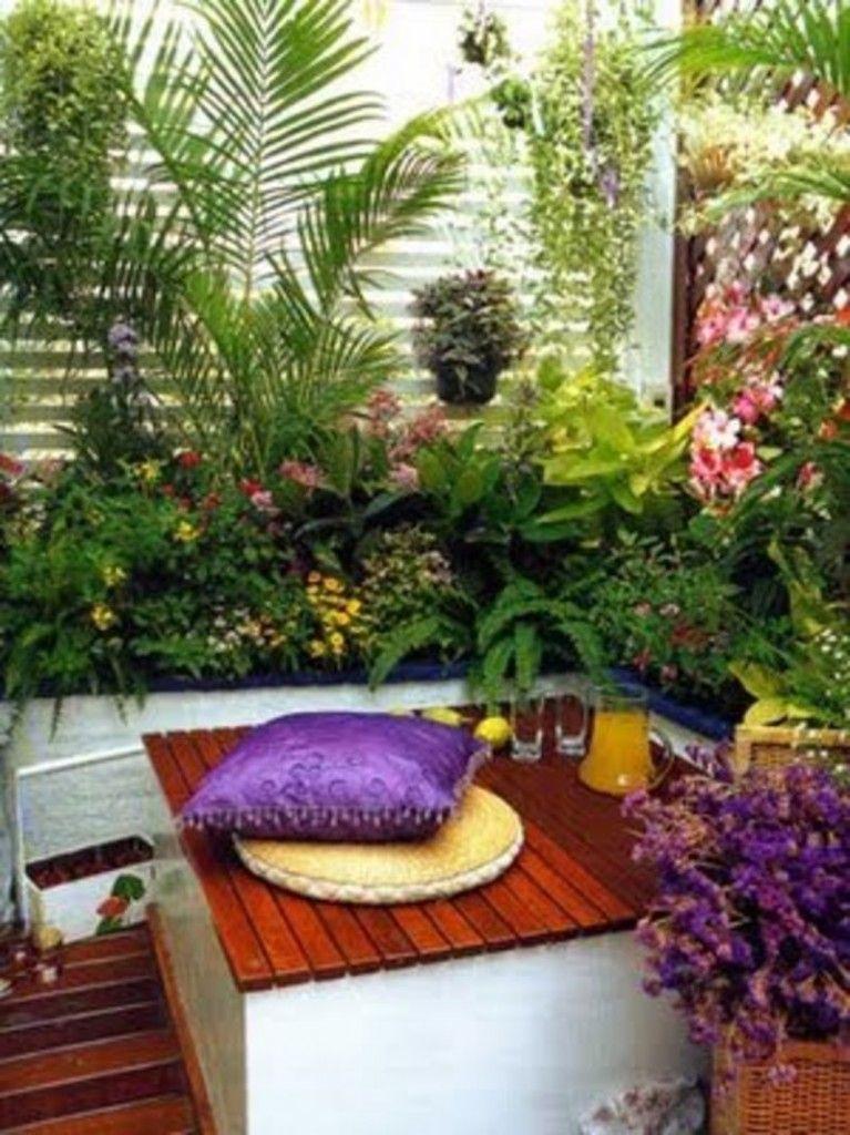 Harmonious Garden: Balcony Garden Ideas Pictures, Garden ...