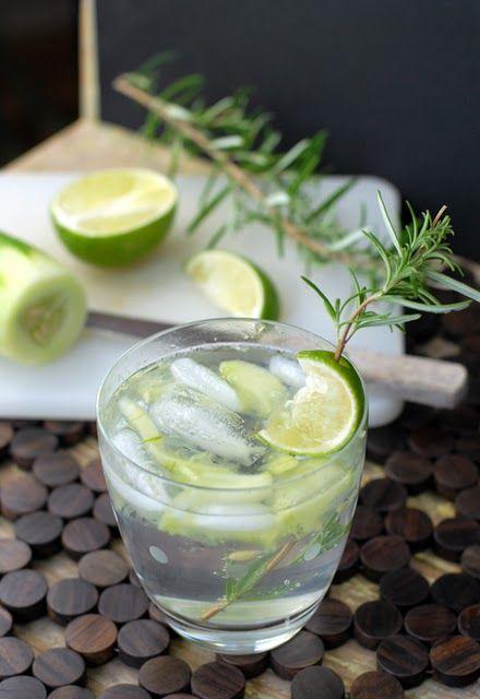 Farmer's Market Gin & Tonic