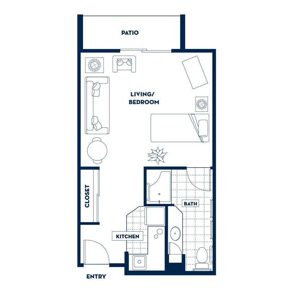 Senior Apartments | New Mexico | Fairwinds - Rio Rancho | Tiny ...