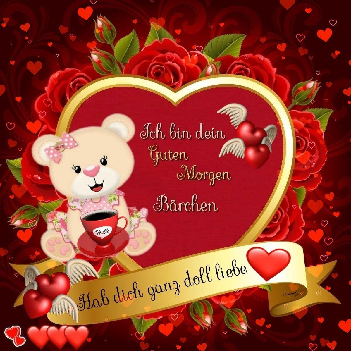 Guten morgen sprüche süße Süße Texte