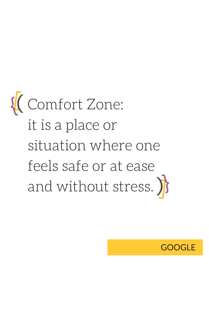 Comfort Zone Shake Up Warm Up The Comfort Zone Meaning  # Sacudir Los Muebles Meaning