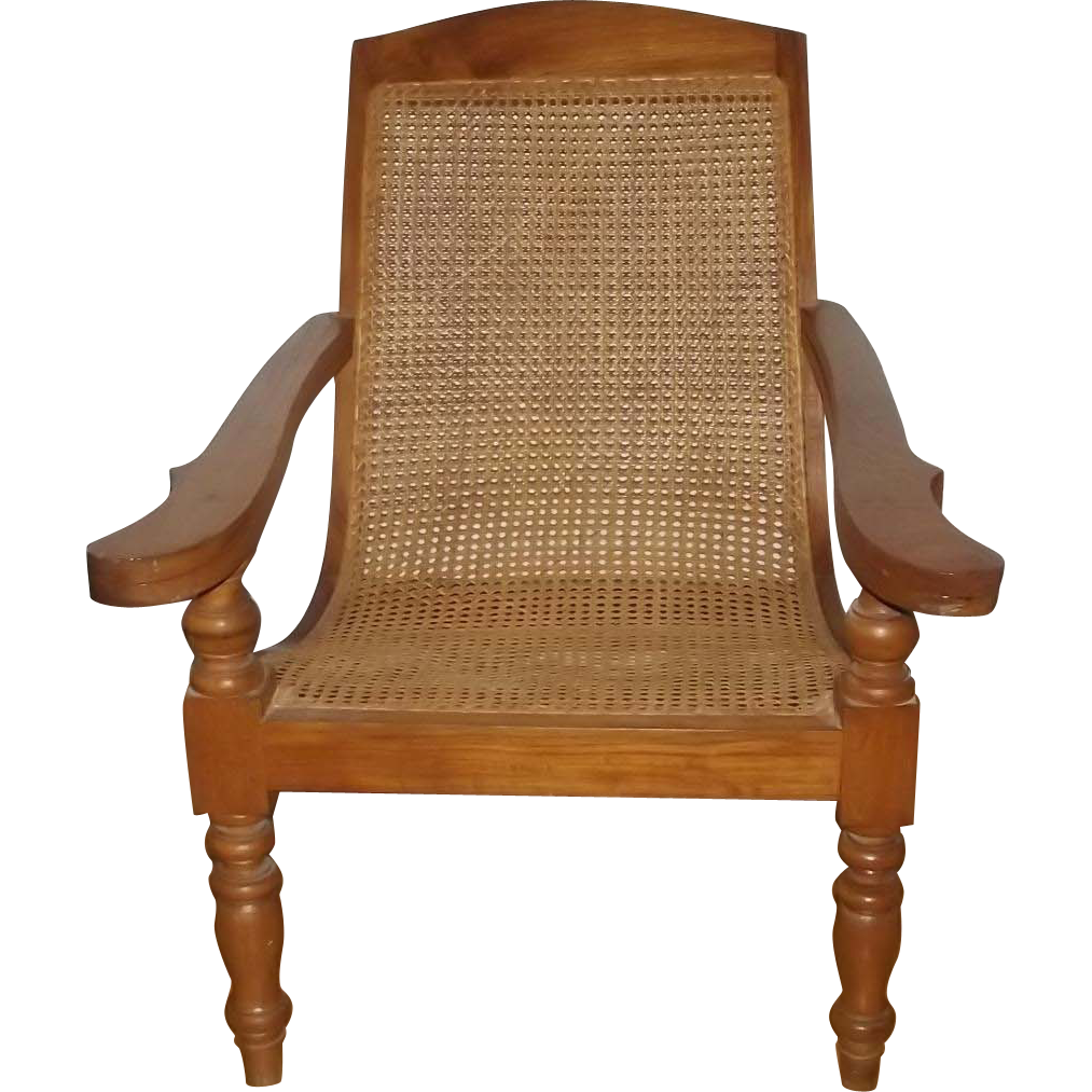 Bauer plantation chair - Antique Plantation Chair