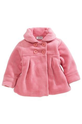Buy Pink Fleece Jacket (3mths-6yrs) from the Next UK online shop