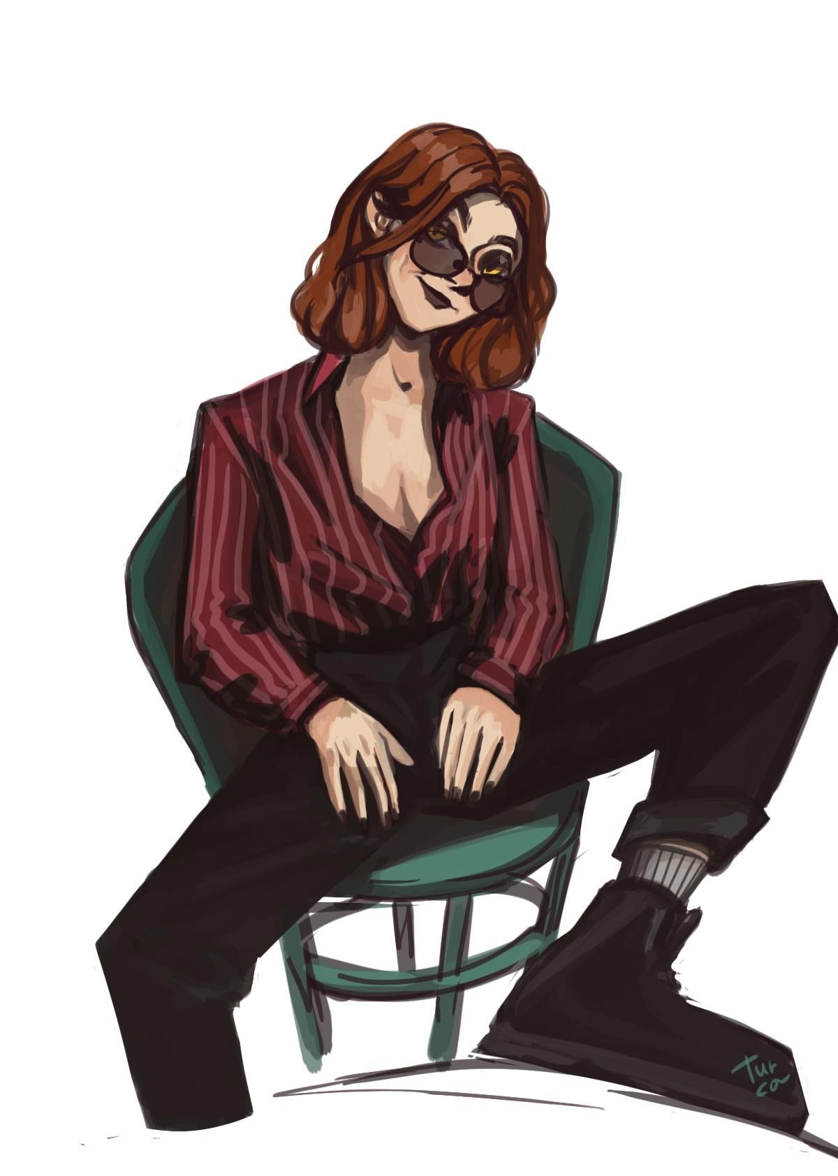 Pin by Tiffany Tresemer on Good Omens Cool anime guys