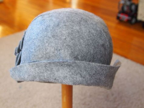 How to Sew a Cute Cloche Hat   Cloche hats, Clothing patterns and ...