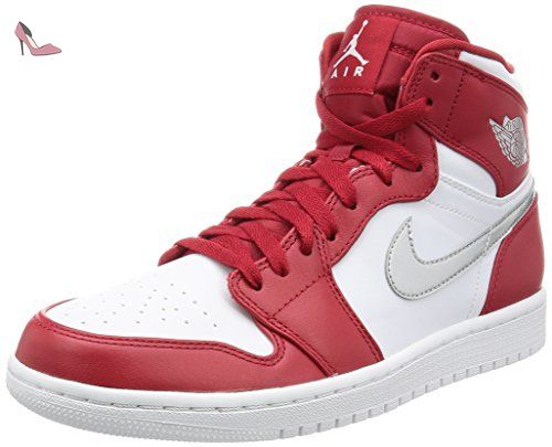 more photos popular stores buying new Nike Air Jordan 1 Retro High, espadrilles de basket-ball homme ...