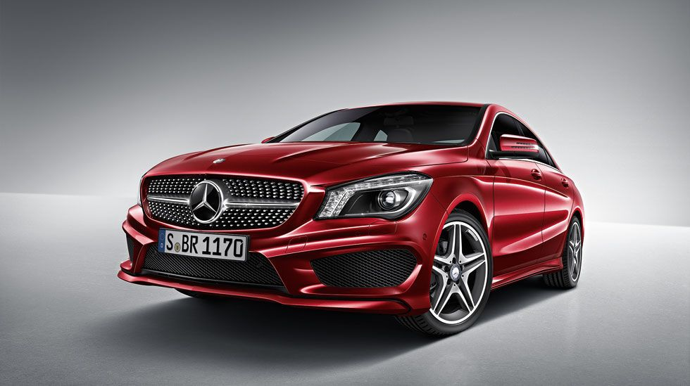 New Cars for 2014: Mercedes-Benz – Feature – Car and Driver