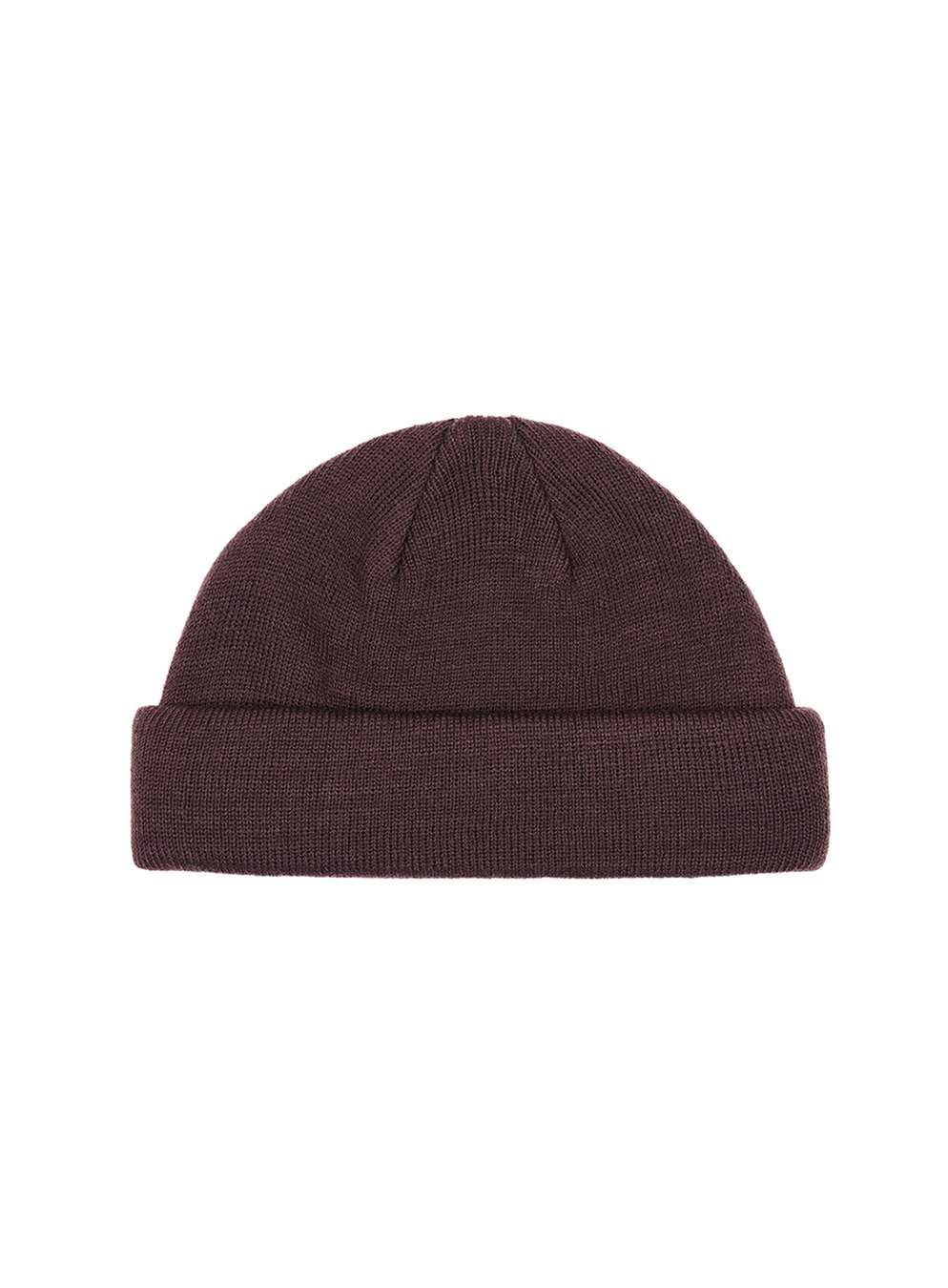 198614043a7 Burgundy Mini Fit Beanie Hat - Hats   Beanies - Shoes   Accessories ...