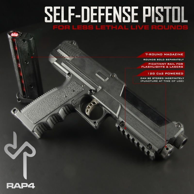 Non-Lethal Self-Defense Guns - WHAT IS THE BEST DEVICE FOR ...