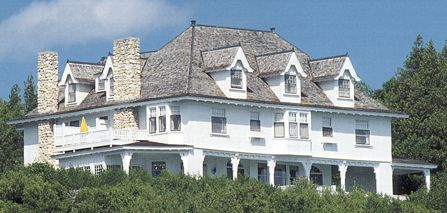 The Christman Company : Portfolio: Governor's Summer Residence